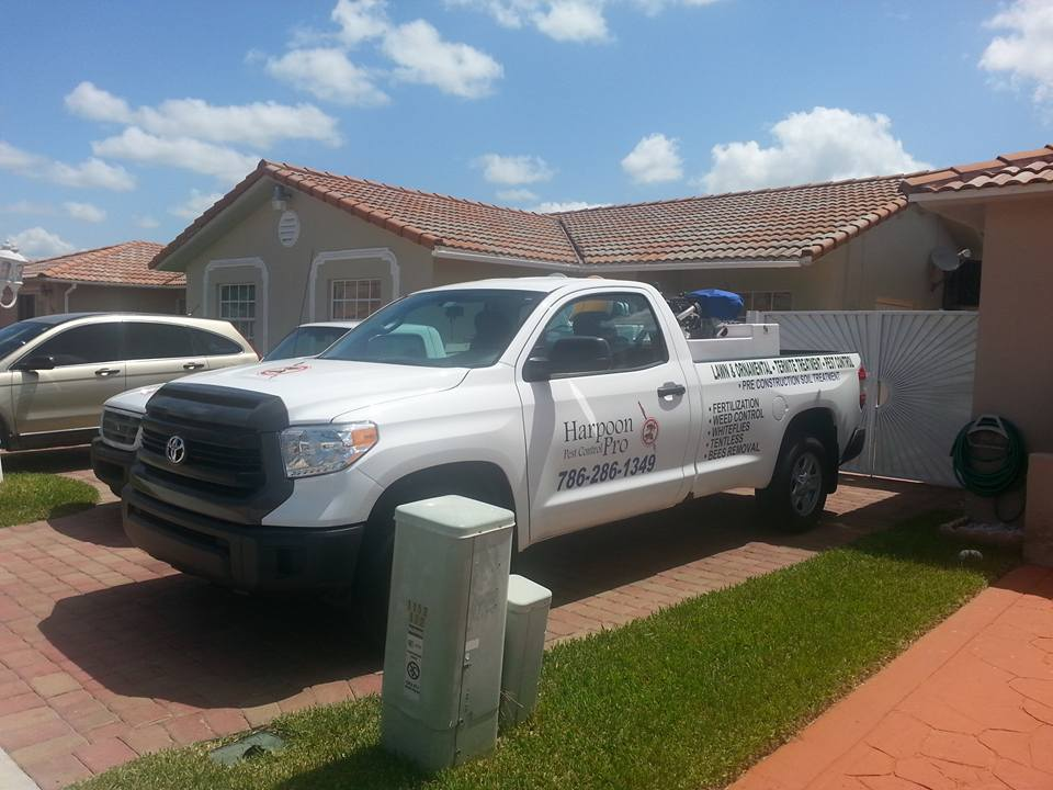 Harpoon Pro Pest Control Inc.